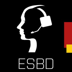 Logo_ESBD_quadrat_schwarz